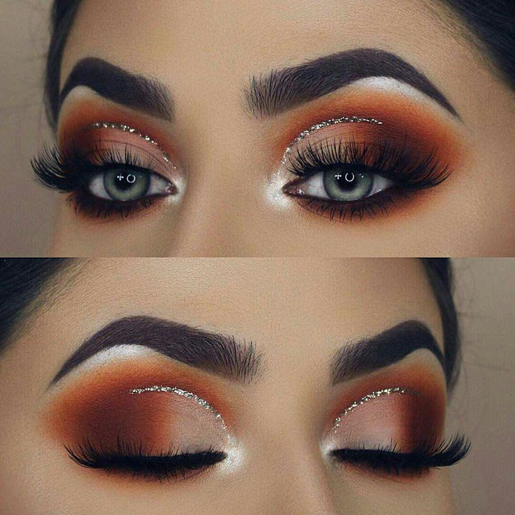 Okay this is gorgeous, but I feel like I don't have enough eye space to do this lmao #squinty