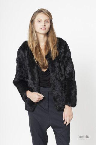 black rabbit jacket – horovitz