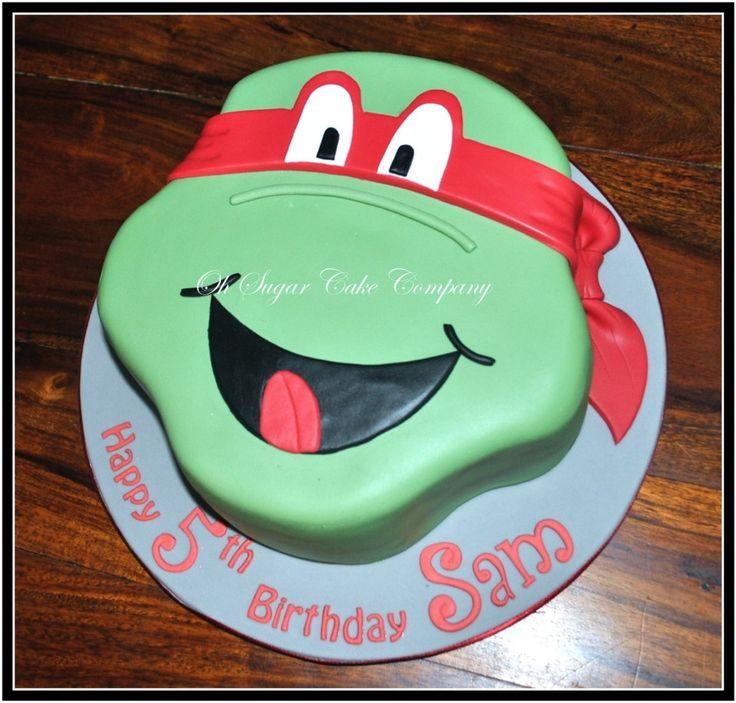 35 best Teenage Mutant Ninja Turtle Birthday Cakes images on