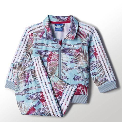 adidas Flower Firebird Track Suit - Multicolor | adidas US