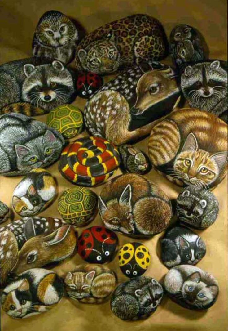 587 best images about crafts using beads buttons glass for Crafts made from rocks