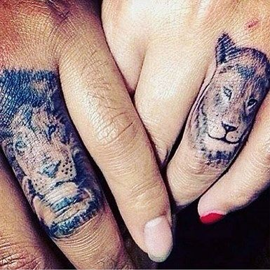The best his & hers tattoos we've found on Instagram. From minimalist heart tattoos to cute yin and yang designs, here are our favourites, and their meanings....