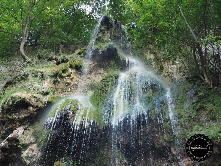 Trip Tipp: Bad Urach Wasserfallsteig Wasserfall Alpen