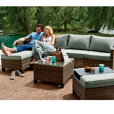 Key Largo Modular Outdoor Furniture Collection | True Value