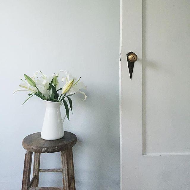 Best Blue Grey Paint Color 8 best boho homes images on pinterest | paint colors, bathroom