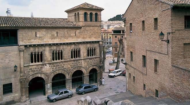 Palacio de los Reyes de Navarra. Estella-Lizarra, Navarra