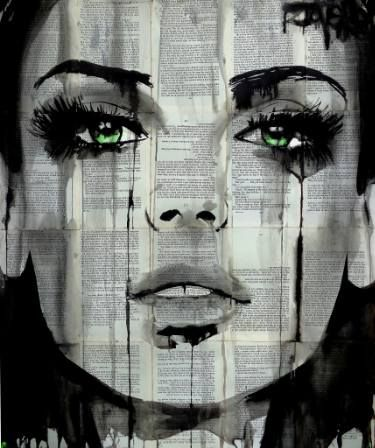 "Saatchi Art Artist Loui Jover; Drawing, ""true"" #art:"