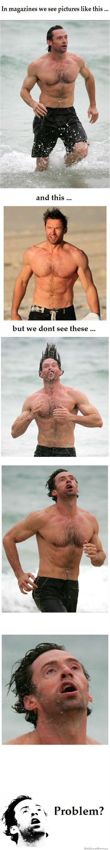 I. can't. stop. laughing! I'm literally crying and having trouble breathing. I don't know why this is so funny to me.