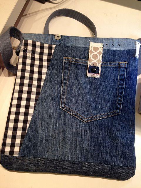 Bolsa jeans                                                       … …