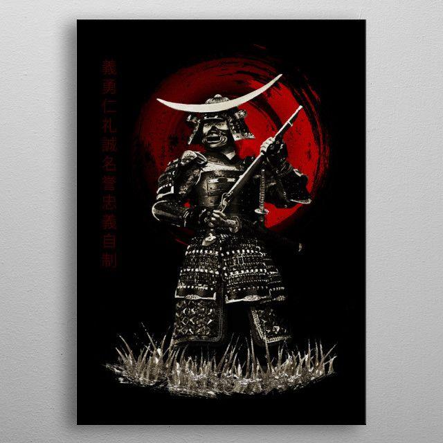 Картинки самураев бусидо