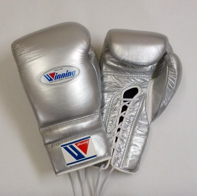 Source Professional Winning Boxing Gloves 100 % Pure Genuine