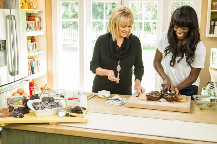 Celebrity chef Lorraine Pascale is preparing a treat that will satisfy anybody's sweet tooth.
