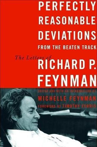 A manifesto for messiness and the value of the subjective in the advancement of knowledge. Richard Feynman