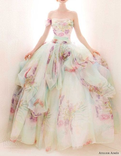 Wedding couture by Atelier Aimée