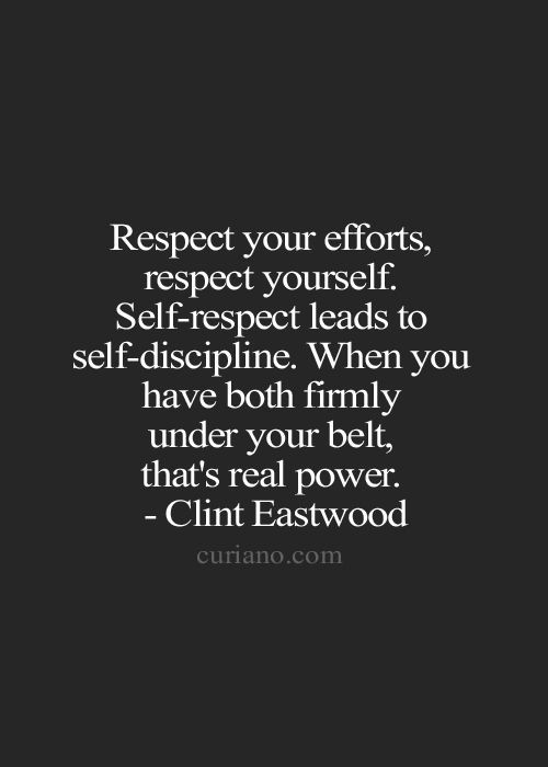 Self Respect Quotes Adorable Best 25 Quotes On Self Respect Ideas On Pinterest  Know Your