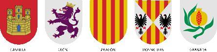 escudo medieval del reino de castilla - Buscar con Google