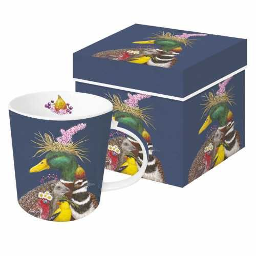 There's Always A Showboat Gift Boxed Mug | Paperproducts Design Store