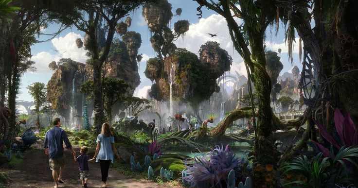 Disney's Pandora Theme Park Video Goes Behind the World of Avatar -- Avatar director James Cameron and producer Jon Landau take fans behind-the-scenes of Disney's new Pandora - The World of Avatar theme park. -- http://movieweb.com/pandora-world-of-avatar-theme-park-video/