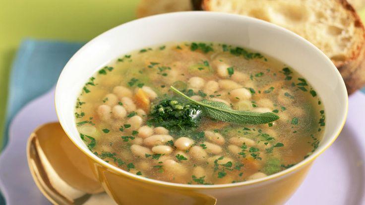 Provençales Bean Soup