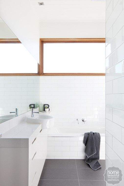 10 Spaces We Love With Large Format Tile | Fireclay Tile Design and Inspiration Blog | Fireclay Tile