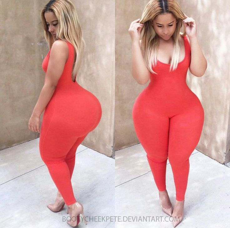Pawg with asstounding hips