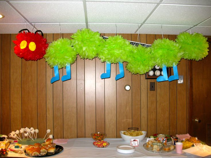 8 best images about the very hungry caterpillar baby shower on, Baby shower invitations