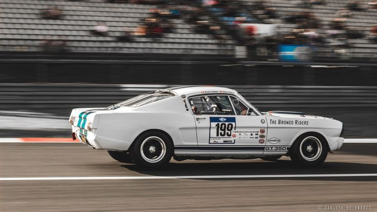 1965 Ford Shelby Mustang GT350