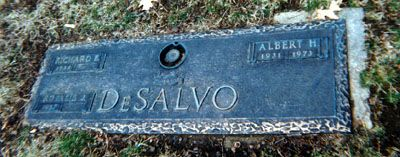 Albert DeSalvo (1931 - 1973) Serial murderer, known as the Boston Strangler, killed in prison by fellow inmates (there appears to be some legitimate doubt as to whether he really was the killer)