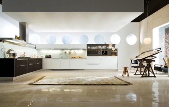 122 best Bucatarii amenajate images on Pinterest | Moderne küchen ...