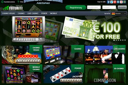 Futuriti Casino Erfahrungen
