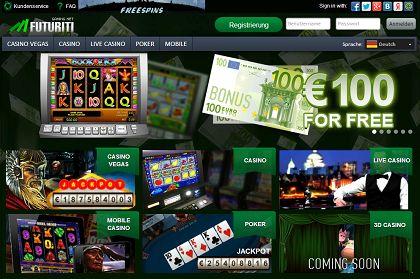 Futuriti Casino Testbericht und Erfahrungen
