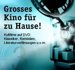 Ganz grosses Kino für zu Hause!    Kultfilme auf DVD: Klassiker, Komödien; Literaturverfilmungen u.v.m.    http://www.jokers.ch/1/topfilme/beste-filme.html