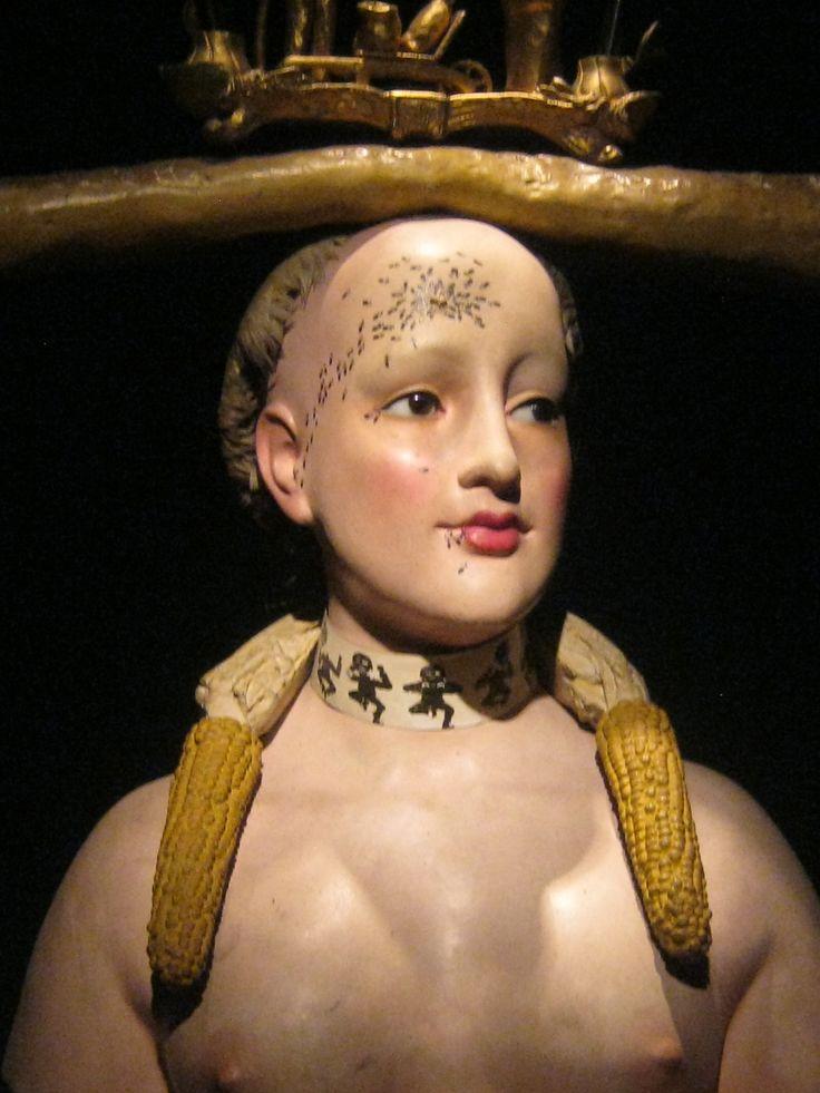 Obra de Dalí, museo de Botero.