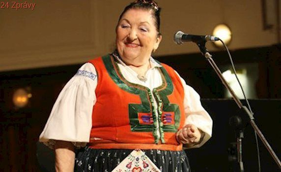 Zemřela královna lidové písně Jarmila Šuláková: Odešla za synem, kterého zabil AIDS!