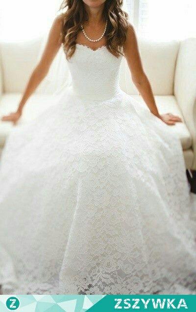 *Perfect wedding dress*