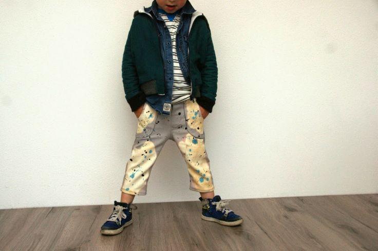 small fry skinny jeans, recess raglan & study hall jacket