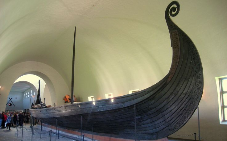 viking ship : Full HD Pictures