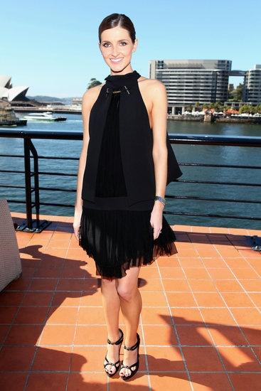 Australia Fashion Week Spring 2012 in Sydney.