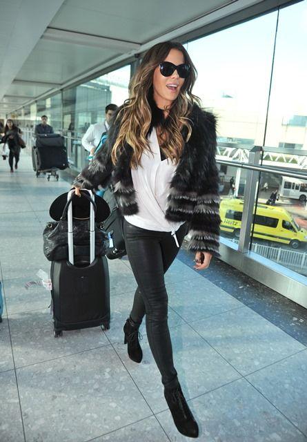 Η Kate Beckinsale αγαπά τους ασπρόμαυρους συνδυασμούς | Jenny.gr