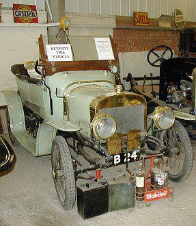 Turner petrol car