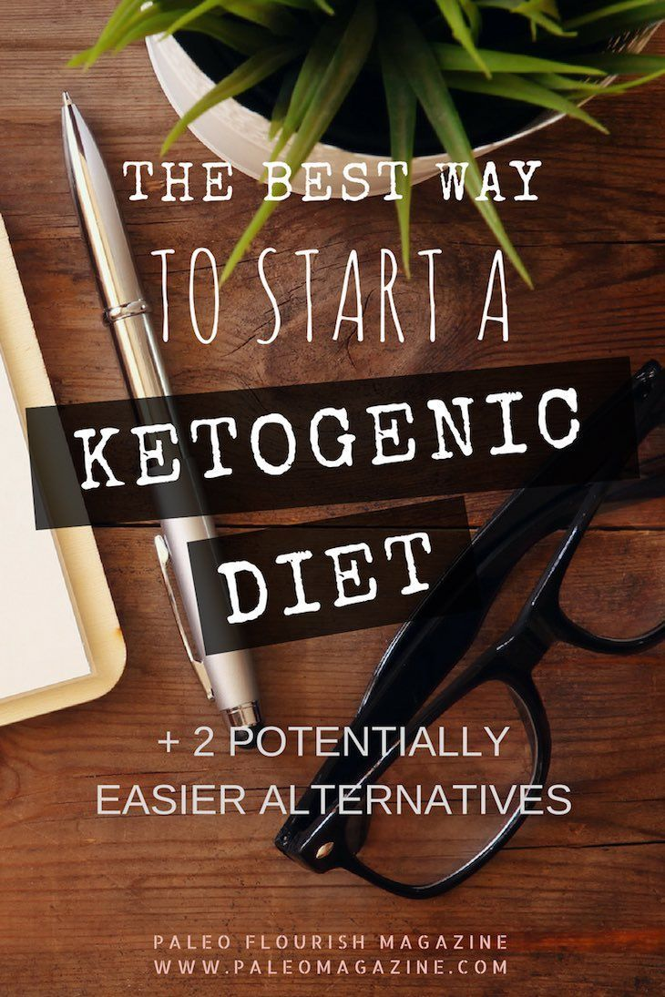 The Best Way To Start a Ketogenic Diet (+ 2 Potentially Easier Alternatives)