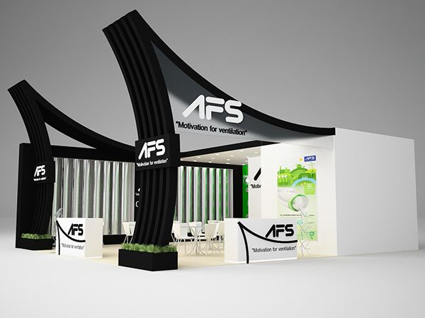 Afs Exhibition Stand Design