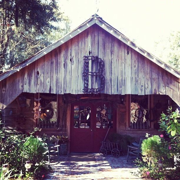 Rustic Barn Weddings In Ga: Rustic...Buie Barn