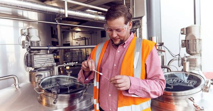 Ciaran Giblin had an ale made dictated by his individual DNA taste preference – using cutting-edge genetic profiling to map his propensity towards specific flavours