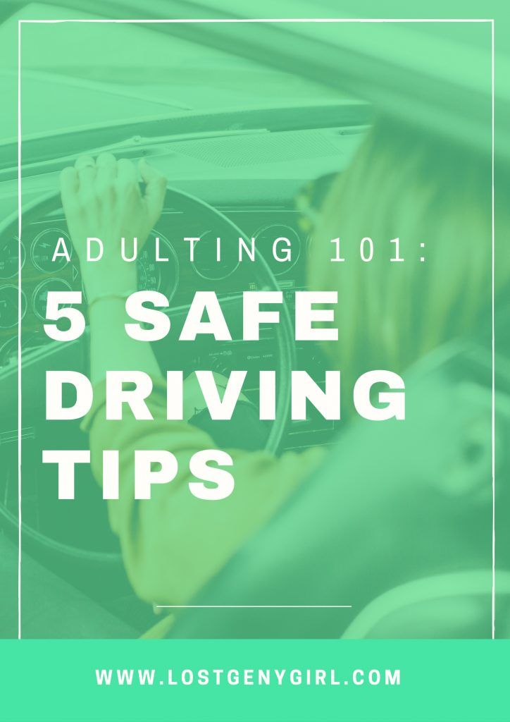 a few tips on safe driving Safe driving resources and tips by aarp driver safety, updated may 2015 it's probably been a few years since you first learned to drive and tested for your.