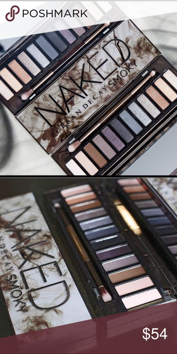 Brand New Urban Decay Smoky Palette Brand New in Box, Never Used Urban Decay Smoky Palette. Amazing pigments and blend able shadows to create the perfect look Urban Decay Makeup Eyeshadow