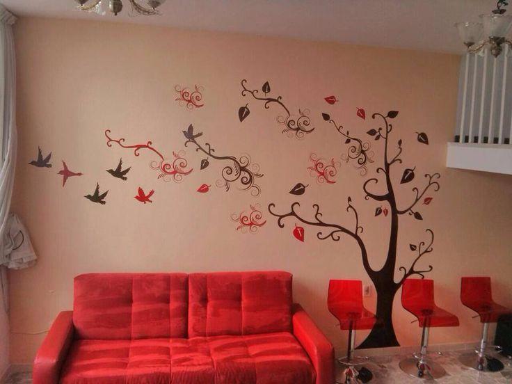 vinilo decorativo para sala