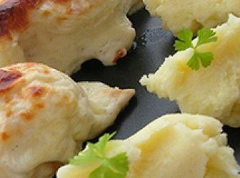 Dubarry csirkemell recept