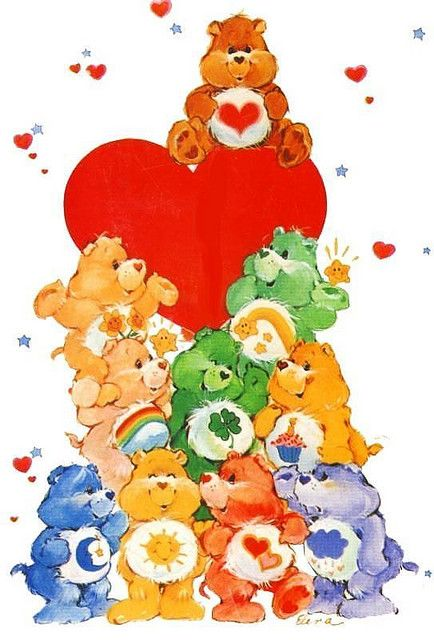 care bear clipart | Care Bear Clip Art 163 | Flickr - Photo Sharing!