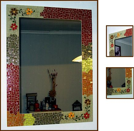 espejos mosaicos mirrors mosaics